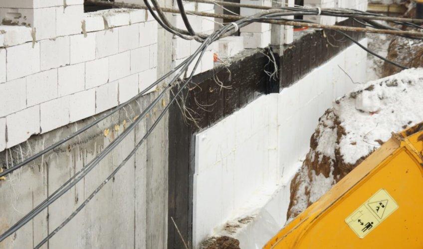 Рекомендации по гидроизоляции подземных сооружений с применением самоклеящегося гидроизоляционного материала «Ризолин».